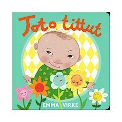 Toto tittut - Emma Virke - Bok (9789187027543)