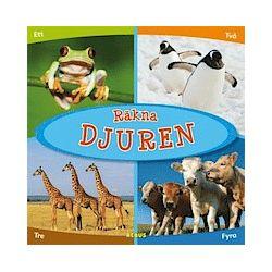 Räkna djuren - Bok (9789173399197)