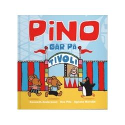 Pino går på tivoli - Eva Pils, Agneta Norelid - Bok (9789197743891)