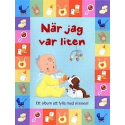När jag var liten - Text Redaktionell - Bok (9789173396769)