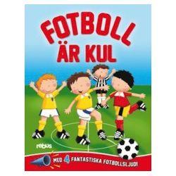 Fotboll är kul - Bok (9789173970211)