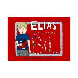 Elias hittar en ny bil - Elin Engström Mikalides - E-bok (9789198059533)