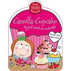 Camilla Cupcake : pyssel med en sockerfe - Chris Scollen - Bok (9789174015751)