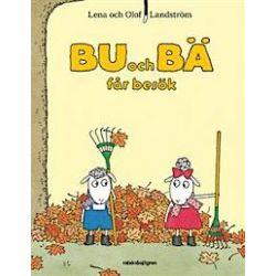 Bu och Bä får besök - Lena Landström - Bok (9789129663020)