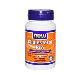 Now Foods, Cholesterol Pro, 60 Tablets