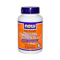 Now Foods, Thermo Green Tea, 90 Veggie Caps