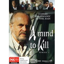 A Mind To Kill on DVD.