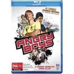 Angry Boys on DVD.