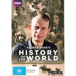 Andrew Marr's History of the World on DVD.