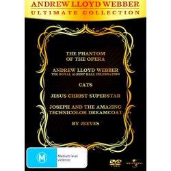 Andrew Lloyd Webber on DVD.