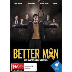 Better Man on DVD.