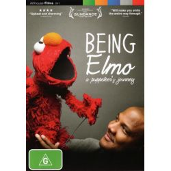 Being Elmo on DVD.