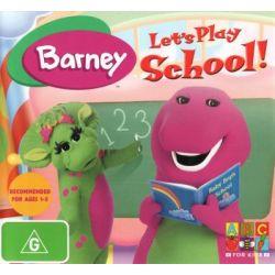 Barney on DVD.