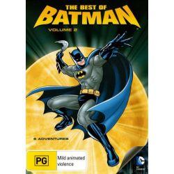 Best of Batman on DVD.