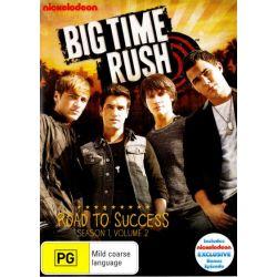 Big Time Rush on DVD.