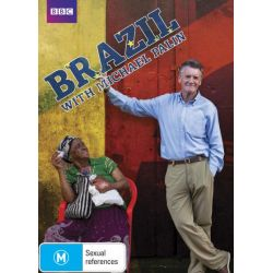 Brazil with Michael Palin (2 Discs) on DVD.