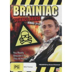 Brainiac on DVD.
