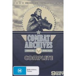 Combat Archives on DVD.