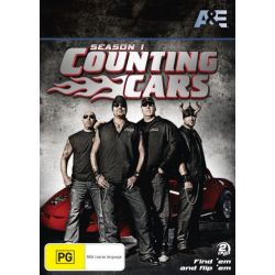 Counting Cars on DVD.