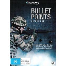 Bullet Points on DVD.