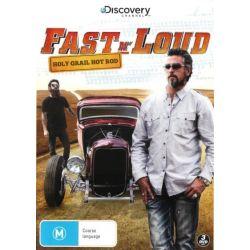 Fast n' Loud on DVD.