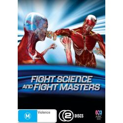 Fight Science and Fight Masters on DVD.
