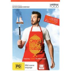Great BBQ Challenge on DVD.