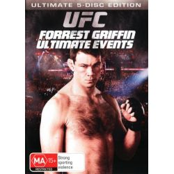 Forrest Griffin on DVD.