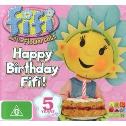Fifi and the Flowertots on DVD.