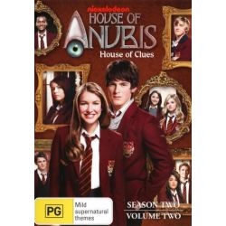 House of Anubis on DVD.