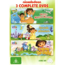 Go Diego Go on DVD.