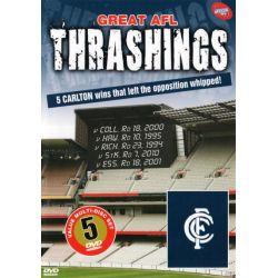 Great AFL Thrashings on DVD.