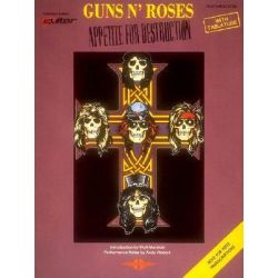 Guns N' Roses, Appetite for Destruction by Guns N' Roses, 9780895243867.