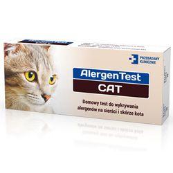 Test do wykrycie alergii na kota