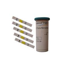 Paski pomiarowe do ilościowego pomiaru triglicerydów