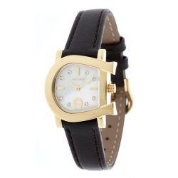 Aigner Damen Armbanduhr braun A31230