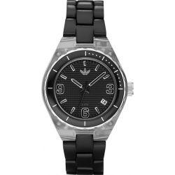 adidas Originals Damen-Armbanduhr Analog schwarz ADH2536