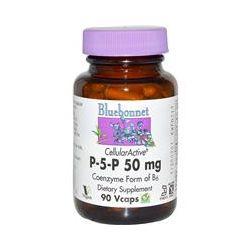 Bluebonnet Nutrition, P-5-P, 50 mg, 90 Veggie Caps