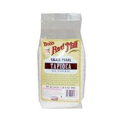 Bob's Red Mill, All Natural Small Pearl Tapioca, 24 oz (1 lb 8 oz) 680 g
