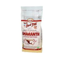 Bob's Red Mill, Organic Whole Grain Amaranth, 24 oz (680 g)