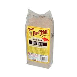 Bob's Red Mill, Whole Grain Teff Flour, 24 oz (680 g)