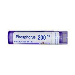 Boiron, Single Remedies, Phosphorus, 200CK, Approx 80 Pellets