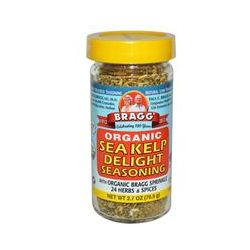 Bragg, Organic Sea Kelp Delight Seasoning, 2.7 oz (76.5 g)