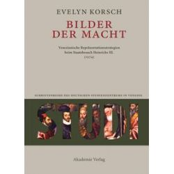 Bücher: Bilder der Macht  von Evelyn Korsch