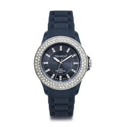 Avalanche Watch Damen-Armbanduhr Analog Plastik blau AV-107S-BU-44