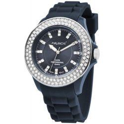 Avalanche Watch Damen-Armbanduhr Bliss Analog Silikon blau AV-107S-BU-40