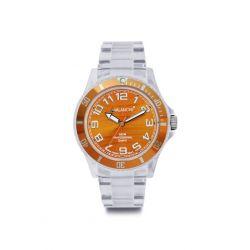 Avalanche Watch Unisex-Armbanduhr Alpine Analog Kunststoff orange AV-101P-CLOR-44