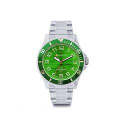 Avalanche Watch Unisex-Armbanduhr Alpine Analog Kunststoff grün AV-101P-CLGR-44