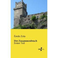 Bücher: Der Zusammenbruch  von Emile Zola