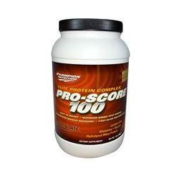 Champion Nutrition, Pro-Score 100, Elite Protein Complex, Chocolate, 2 lbs (908 g)